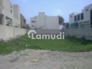 7.5 Marla Residential Plot Near Emporium Mall On Very Hot Location