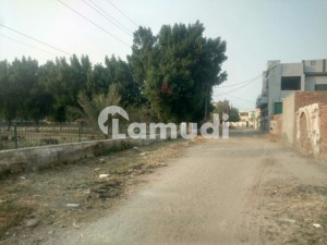 8 Marla Commercial Plot Available For Sale