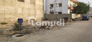 Mbch Society Korangi Crossing West Open Plot For Urgent Sale  240 Sq Yard 2 Side Corner