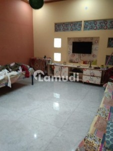 7 Marla Ground Portion For Rent In Shalimar