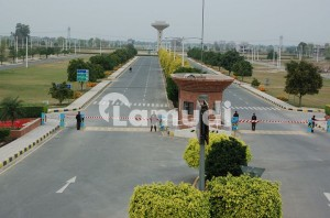20 Marla Residential Plot In Wapda City Is Available