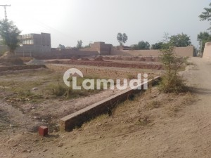 5 Marla Residential Plot Situated On Nasir Bagh Road For Sale