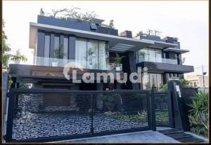 Most Splendid Fully Furnished One Kanal Brand New Bungalow With Home Theater And Swimming Pool For Sale  In Phase 3