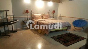 Fully Furnished Open Basement Portion For Rent