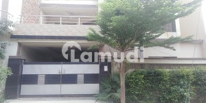 6 Marla House Available In Eden Gardens For Sale