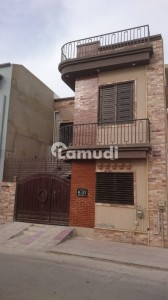 Ground1 Corner West Open New Zero Metar House Is Available For Sale In Saima Araiban Villas