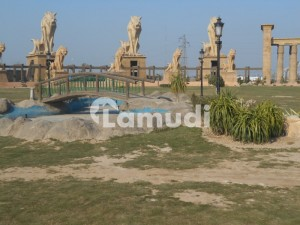 10  Marla Spacious Residential Plot Available In Citi Housing Society - Faisalabad For Sale
