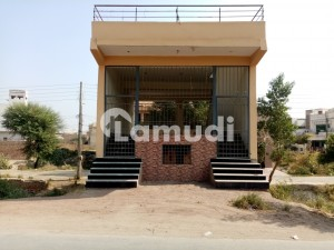 Spacious 2.5 Marla Building Available For Sale In Abbasia Town