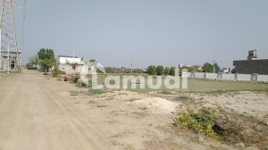 Good 1000  Square Feet Residential Plot For Sale In Tando Adam To Mirpur Khas Road