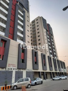 Sumaira Sky Tower Flat Is Available For Rent