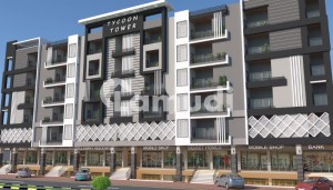 442 Square Feet Shop Available For Sale In Faisal Hills on installment