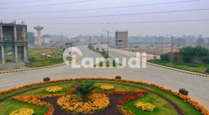 Corner 1 Kanal Residential Plot Available For Sale  Ready To Construction  Noc  Ndc Clear