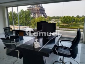 Shop For Rent  Facing Eiffel Tower Bahria Town Lahore