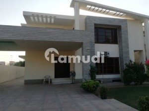 House Of 9000  Square Feet Available In D.H.A