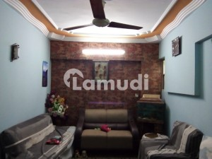 Centrally Located Flat In North Nazimabad Is Available For Sale