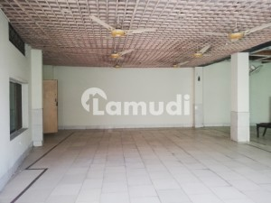 1 Kanal Hall For Office Available For Rent On Main G T Road Shaheen Abad Gujranwala