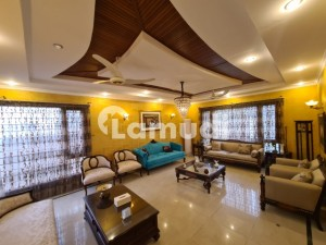 666 Sq Yard Fully Renovated  Bungalow With Extraordinary Finishing For Sale In Dha Phase 6