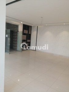 8 Marla Commercial Ground Mezzanine And Basement Shop Is Available For Rent
