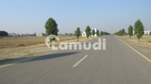 Ideal Residential Plot For Sale In Grand Avenues Housing Scheme