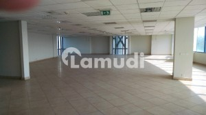 15000 Square Feet Brand New Corporate Building Floor With Big Halls And Parking On A Very Good Location Is Available For Rent