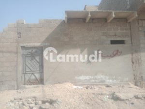 House Sized 540  Square Feet Is Available For Sale In Korangi