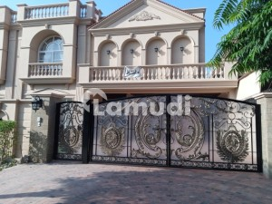 2 Kanal Marvelous Designer Double Storey Mansion Available In Model Town