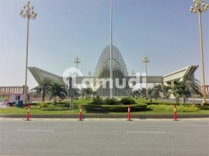 125 Sq Yards Residential Plot All Paid West Open Semi Corner Precinct 14 Bahria Town Karachi