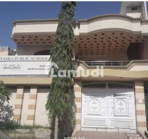 300 Yards Commercial Ground Floor Portion For Rent In North Karachi Sector 11L