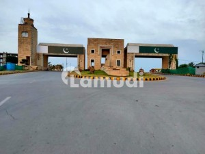 Ideal Location Ten Marla Boulevard Plot For Sale In Bahria Enclave Islamabad Sector C1
