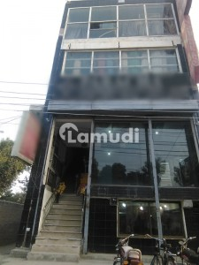 The Most Prime & Commercial Building Available In Main-cantt.