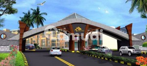 Residential Plot Available For Sale In Airport Road