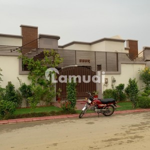 120 Sq Yard Independent Furnished Bungalow For Rent  In B Block