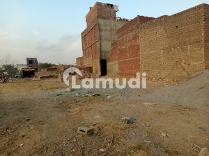 Residential Plot Of 3.5 Marla In Shah Jehangir Road For Sale
