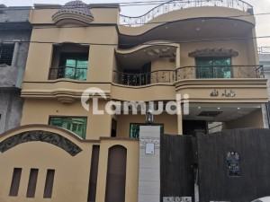 10 Marla House Is Available For Sale In Wapda Town B2 Block Gujranwala