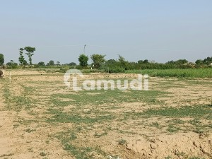 8 Marla Residential Plot Is Available For Sale In Gujrat - Fatehpur Road