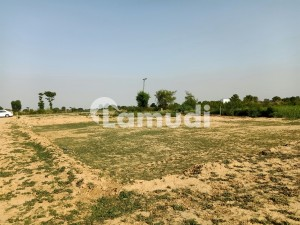 6 Marla Residential Plot Is Available For Sale In Gujrat - Fatehpur Road