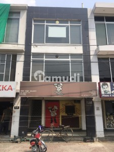 2 Marla Building In Block Aa Phase 4 Available For Sale At Top Location