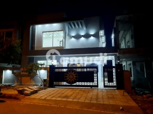 Bahria Town Phase 8 Block D Beautiful Location Five Bed Rooms House Available For Sale
