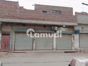 Shop For Sale Situated In Rasool Park