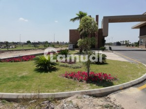 Good 1125  Square Feet Residential Plot For Sale In Palm City Housing Scheme