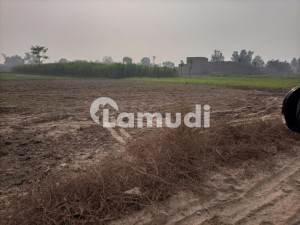 9 Kanal Plot For Sale In Canal Bank Road