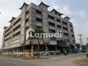 Flat Available For Sale Pladium Mall Garden Town Phase 2