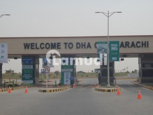 Vip Residential Plot Is Available For Sale In Dha City  Sector 13B
