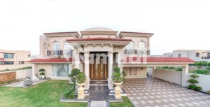 ArchiFort Offers 2 Kanal Brand New Spanish Bungalow For Sale Out Class Location in DHA Phase 3 Block XX