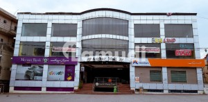 50000 Square Feet Commercial Space Building Available For Rent In The Heart Of Rawalpindi