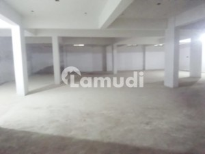 Commercial Basement Hall For Rent In Nazimabad