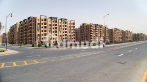 Stunning 950 Square Feet Flat In Bahria Town Karachi Available