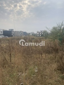 D-12  25X50 Proper Corner Plot With Huge Extra Land