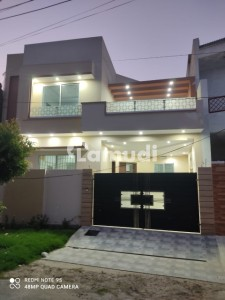 7 Marla House For Rent In Wapda Town