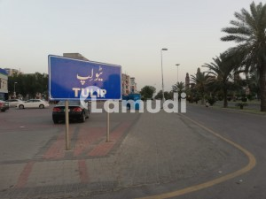 Outclass Location Lda Approved 10 Marla Plot Near Akhtar Saeed Medical College For Sale In Tulip Block